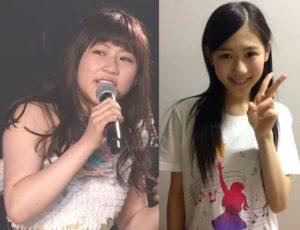 西野未姫の過去と現在の写真