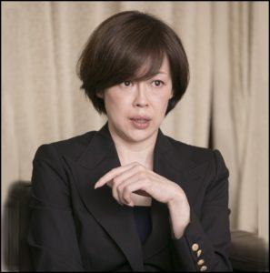 中田久美の写真