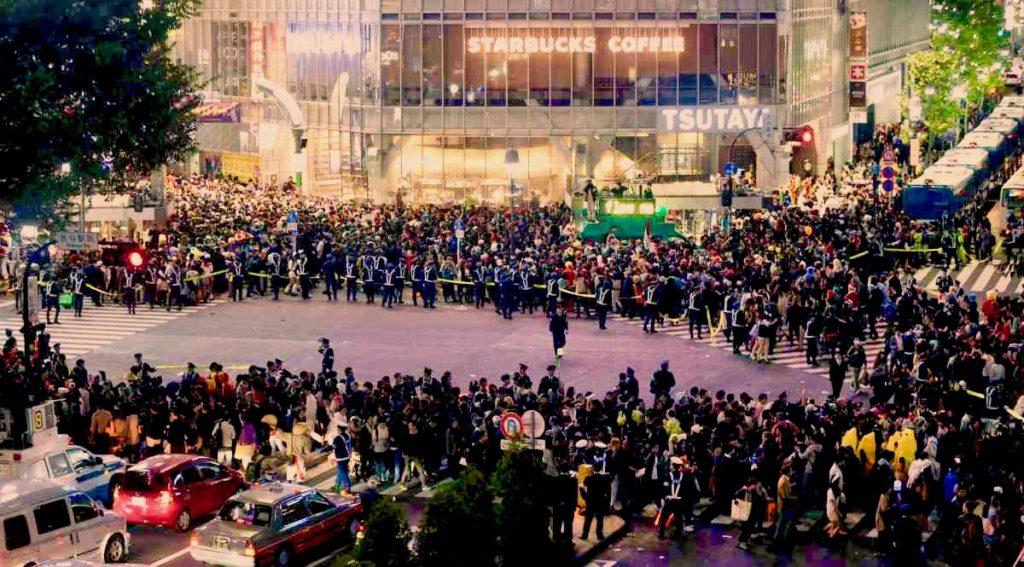 「ハロウィン2018 渋谷」の画像検索結果