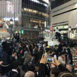 渋谷ハロウィン(2018)いつから歩行者天国(交通規制)!?場所や日程についても!