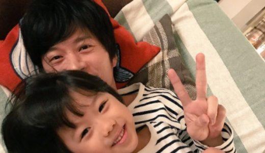 田中圭と嫁(妻)さくらの子供二人がかわいい!子育てについてや幼稚園なども調査!