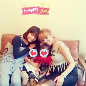 田中圭の嫁と子供の写真