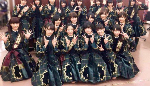欅坂46 2期生メンバープロフィールまとめ!人気ランキング投票あり!