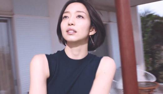 ユニクロワイヤレスブラCMの女優は松島花でスタイル良すぎ!最近の出演ドラマは?