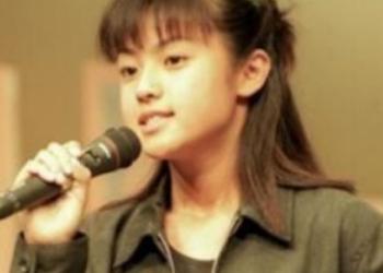 深田恭子のデビュー当時の画像