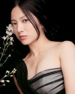 最近の吉高由里子の写真