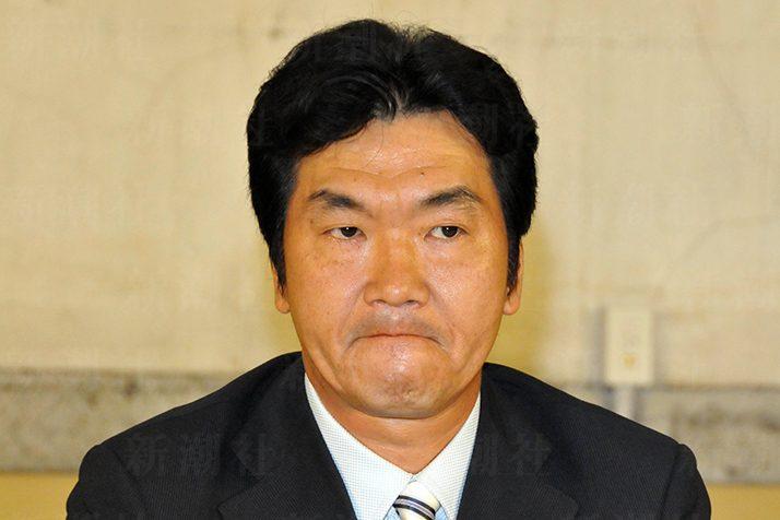 島田紳介の引退前の写真