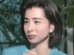 阿川佐和子の若い頃の写真