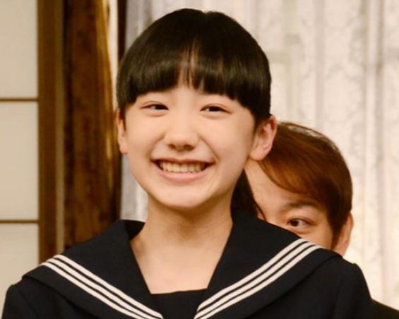 芦田愛菜の画像