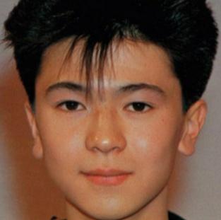 武田真治の若い頃の画像