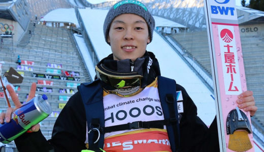 小林陵侑の兄弟4人もスキージャンプ選手?成績や両親(父親・母親)の経歴は?