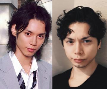水嶋ヒロの2007年と2019年の比較画像