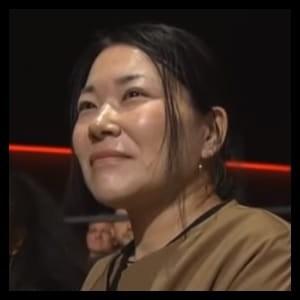 八村塁選手の母親の画像