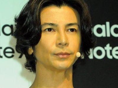 武田真治の歴代彼女が女優ばかりでヤバすぎる!結婚できないわけは筋肉が原因?