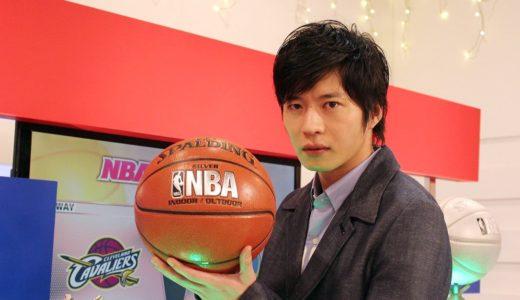 田中圭はバスケとハンバーグが好き?バスケ経験10年で八村塁とソフトバンクのCMで共演!