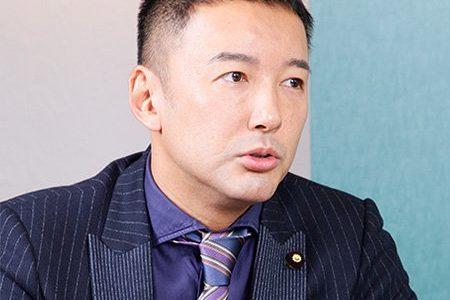 山本太郎の学歴・経歴や失言とは?姉の逮捕や政治家としての評判は?