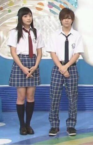 山田涼介と川口春奈の画像