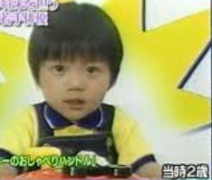神木隆之介の子役時代の画像