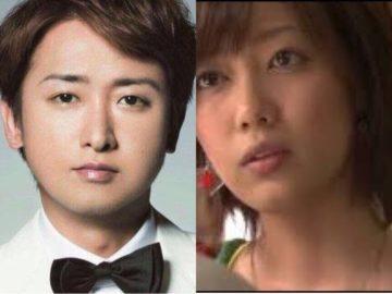 大野智と夏目鈴の画像