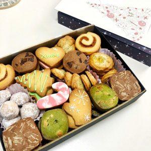 森高愛が作ったクッキーの写真