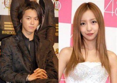TAKAHIROと板野友美の写真