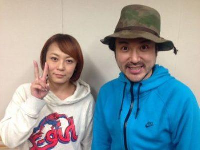 ムロツヨシと佐藤仁美の写真