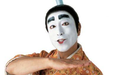 志村けんがバカ殿様の姿をしている画像