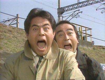 加藤茶と志村けんの冠番組の画像