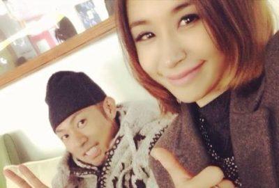 鈴木紗理奈と元旦那の写真