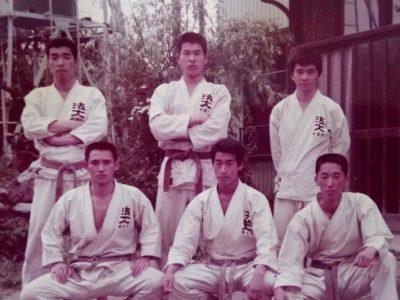 菅義偉の法政大学在学時代の画像