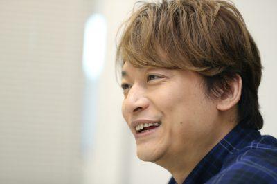 香取慎吾の現在の写真
