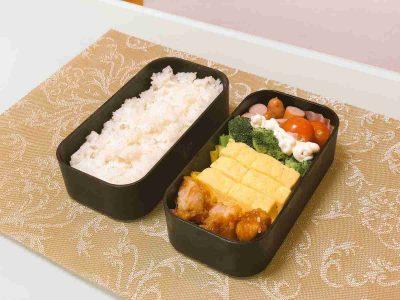 手作り弁当の画像