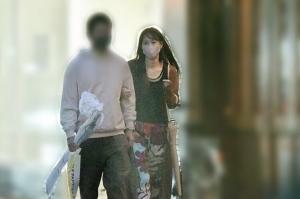 鷲見玲奈アナと彼氏の画像
